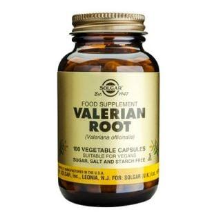 Solgar Valerian Root 100 Veg. Caps