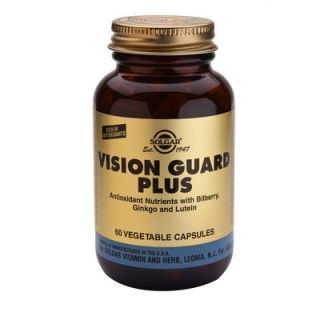 Solgar Vision Guard Plus 60 Veg. Caps Αντιοξειδωτικό
