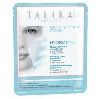 Talika Bio Enzymes Mask Hydrating Ενυδατική Μάσκα Προσώπου 1 τεμάχιο