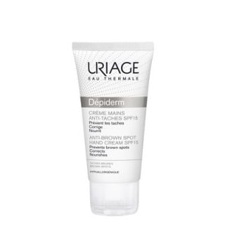 Uriage Depiderm Creme Mains Anti-Taches SPF 15 50ml