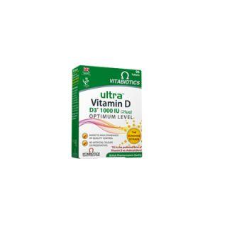 Vitabiotics Ultra D3 1000IU 96 Tabs
