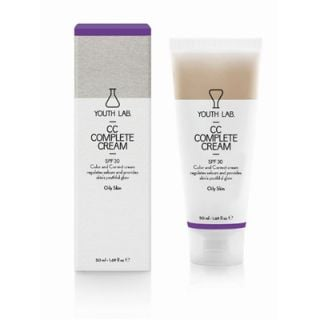 Youth Lab CC Complete Cream SPF30 50ml Correction Cream with Color - Oily Skin