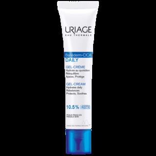 Uriage Bariederm-Cica Daily Gel - Cream 40ml Δερματολογική Κρέμα-Gel Προσώπου για Ενυδάτωση & Προστασία