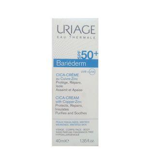 Uriage Bariederm Cica-Creme SPF50+ 40ml