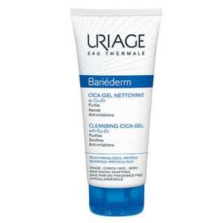 Uriage Bariederm Cica-Gel Nettoyant 200ml