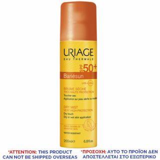 Uriage Bariesun Dry Mist SPF50+ 200ml