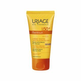Uriage Bariesun Creme Teintee Doree SPF50+ 50ml