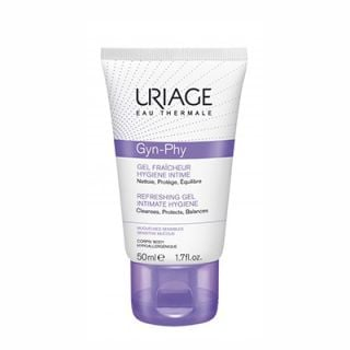 Uriage Gyn-Phy Intimate Hygiene Refreshing Gel 50ml