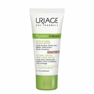 Uriage Hyseac 3-Regul Global Tinted SPF30 40ml