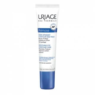 Uriage Xemose Soothing Eye Contour Care 15ml Καταπραϋντική Κρέμα Ματιών