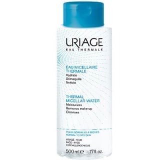 Uriage Thermal Micellar Water 500ml Normal - Dry Skin