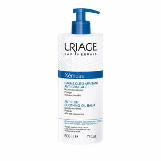 Uriage Xemose Anti-itch Soothing Oil Balm 500ml