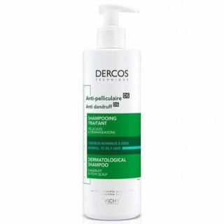 Vichy Dercos Anti-Dandruff DS Shampooing 390ml Normal - Oily Hair