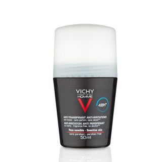Vichy Homme Roll On sensitive skin