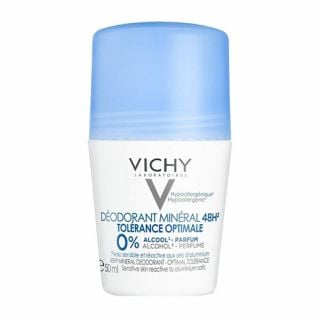 Vichy Deodorant Mineral 48H 50ml No parfume