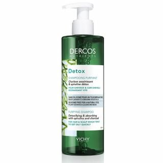 Vichy Dercos Nutrients Purifying Shampoo 250ml