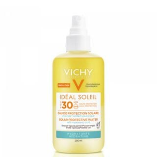 Vichy Ideal Soleil Hydrating  SPF30 Protective Solar Water 200ml
