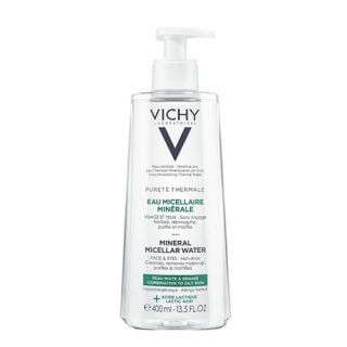 Vichy Purete Thermale Mineral Micellar Water 400ml