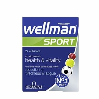 Vitabiotics WellMan Sport 30 Tabs