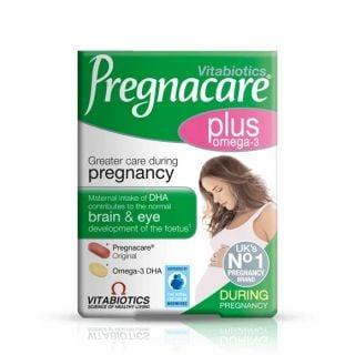 Vitabiotics Pregnacare Plus 28 Tabs + 28 Caps Εγκυμοσύνη - Θηλασμός