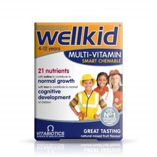 Vitabiotics Wellkid 30 Tabs Πολυβιταμίνη για Παιδιά