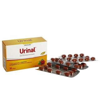 Vivapharm Urinal 30 Softgels