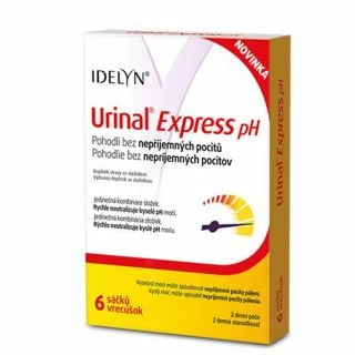 Vivapharm Urinal Express pH