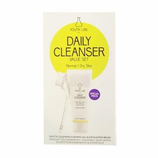 Youth Lab Daily Cleanser Normal - Dry Skin 200ml + 1 Beauty Tool
