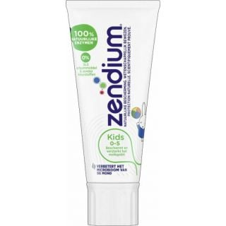 Zendium Kids 50ml 0-5 ετών Παιδική Οδοντόκρεμα Χωρίς Ξέπλυμα