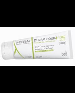 A-Derma Dermalibour Cica-Cream 100ml Εξυγιαντική Επανορθωτική Κρέμα