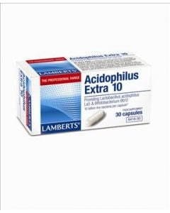 BestPharmacy.gr - Photo of Lamberts Acidophilus Extra 10 30 Caps
