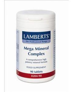 BestPharmacy.gr - Photo of Lamberts Mega Mineral Complex 90 Tabs