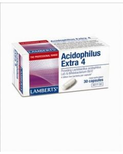 BestPharmacy.gr - Photo of Lamberts Acidophilus Extra 4 30 Caps