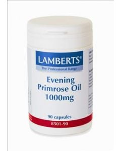 BestPharmacy.gr - Photo of Lamberts Evening Primrose Oil (Ωμέγα 6) 1000mg 90 Caps