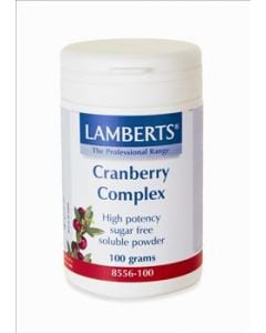 BestPharmacy.gr - Photo of Lamberts Cranberry Complex Powder 100gr