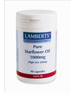 BestPharmacy.gr - Photo of Lamberts Pure Starflower Oil 90 Caps