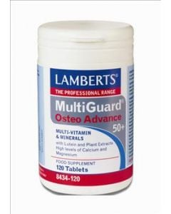 BestPharmacy.gr - Photo of Lamberts Multiguard Osteoadvance 50+ 120 Tabs