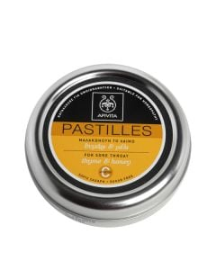 BestPharmacy.gr - Photo of Apivita Pastilles Honey & Thyme