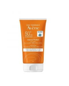 Avene Intense Protect SPF50+ 150ml Αντηλιακό για Ευαίσθητο Δέρμα για Πρόσωπο & Σώμα Χωρίς Άρωμα