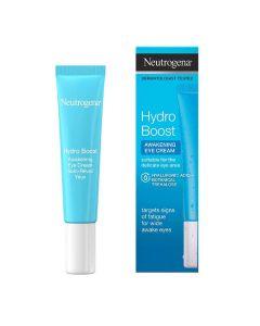 Neutrogena Hydro Boost Awakening Eye Cream 15ml Ενυδατική Κρέμα Ματιών