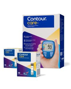 Contour Care Ταινίες Μέτρησης Σακχάρου 2x50τμχ