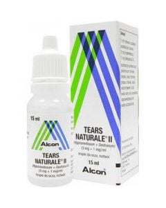 Alcon Tears Naturale II 15ml