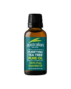 Optima Australian Tea Tree Antiseptic Oil 10ml Αντισηπτικό Έλαιο Τεϊόδεντρου
