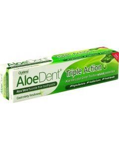 Optima AloeDent Triple action, Aloe Vera plus Co Q10 100ml