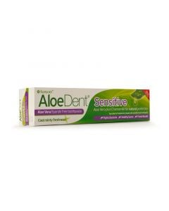 Optima AloeDent Sensitive, Aloe Vera plus Echinacea Οδοντόκρεμα 100ml