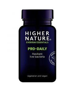 Higher Nature Probio Daily 30 Tabs Συμπλήρωμα Διατροφής με Προβιοτικά