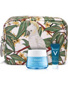 Vichy Aqualia Thermal Light Cream Ενυδατική Κρέμα 50ml & Δώρο Mineral 89 Probiotic Booster Ανάπλασης & Επανόρθωσης 5ml