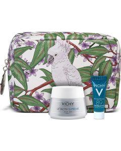 Vichy Liftactiv Supreme Αντιρυτιδική-Συσφικτική Κρέμα για Κανονικές-Μικτές Επιδερμίδες 50ml & Mineral 89 Probiotic Booster Ανάπλασης & Επανόρθωσης 5ml
