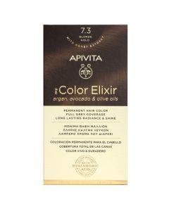 Apivita My Color Elixir Hair Color 7.3 Very Blonde Gold - Ξανθό Χρυσό