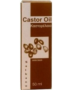 Salkano Καστορέλαιο 50ml